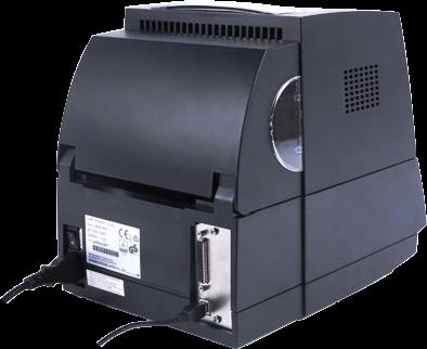 מדפסת מדבקות CLS621 אחורי