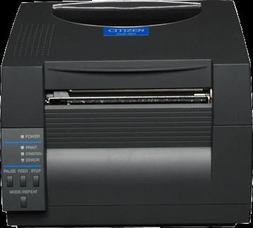 מדפסת מדבקות CLS621 קדמי