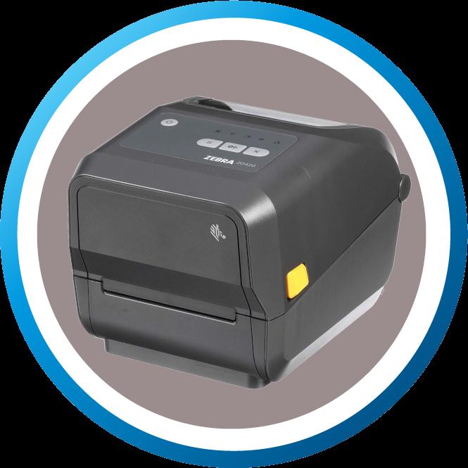 מדפסת מדבקות ZD420T