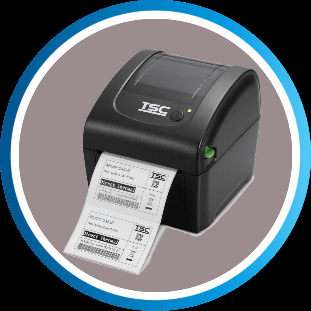 מדפסת מדבקות תרמית DA220