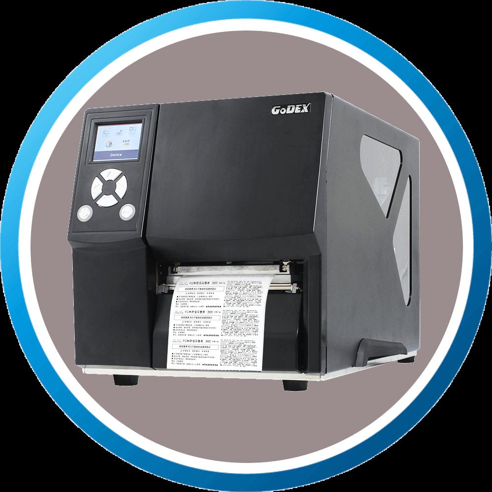 מדפסת תעשייתית ZX420I