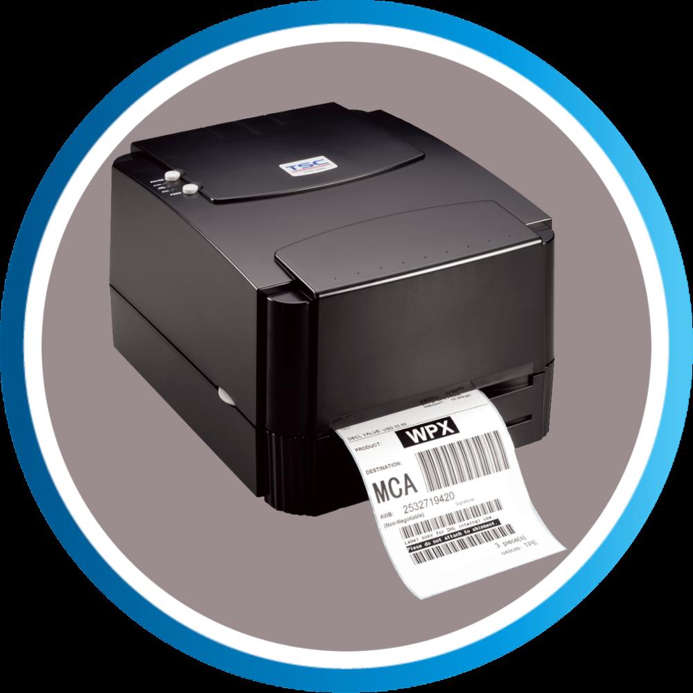 מדפסת מדבקות TTP244PRO