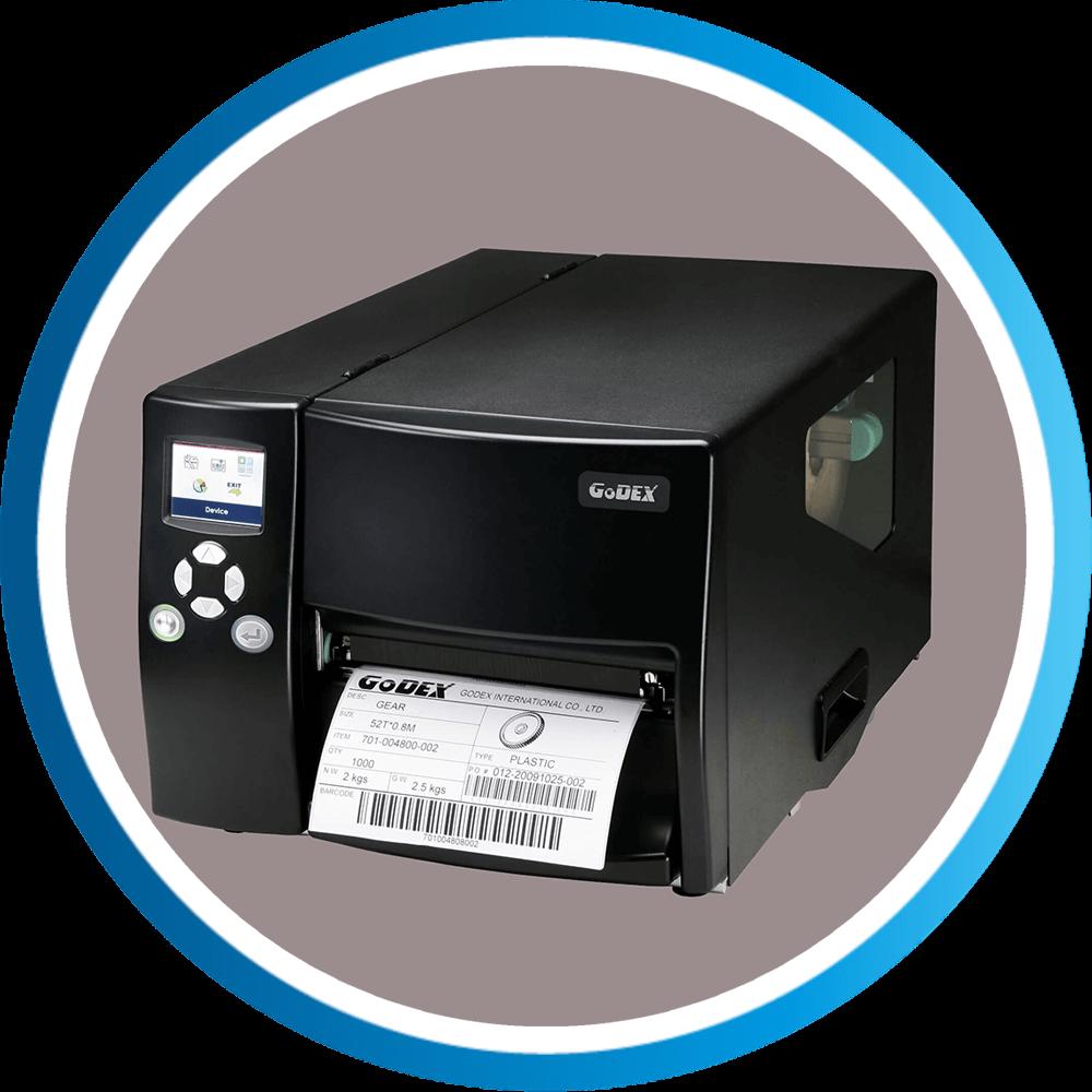 מדפסת מדבקות EZ6250I