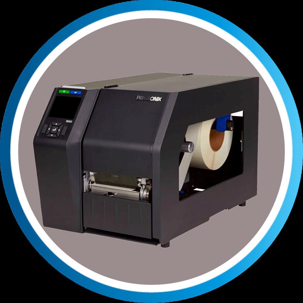 מדפסת מדבקות T8204